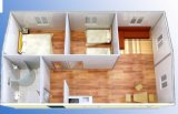 中国はホームEPSサンドイッチパネルのプレハブの家のモジュラー家を組立て式に作った