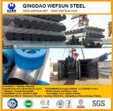 """El tubo de acero de carbón galvanizado clasifica el 1/2 """" - 6 """" Thickess2.2mm"""