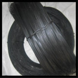 Tout le de mesure fil de fer recuit par noir doucement