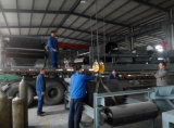Td 75 Caucho cinta transportadora para la industria del cemento