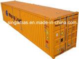 ISO-Аттестованные brandnew 40 ног раскрывают верхний контейнер для перевозок с конфигурациями Трудн-Верхней части