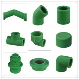 PPR Antibacterial Fittings 45deg Elbow para Water Supply