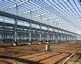 Atelier préfabriqué d'acier de construction de lumière de Grand-Envergure