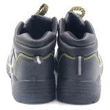 安いPUの注入の産業革鋼鉄つま先の安全靴