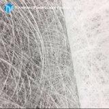 Couvre-tapis combiné de fibre de verre de couvre-tapis continu de filament et de couvre-tapis extérieur de polyester
