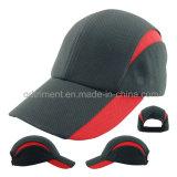 Chapeau respirable confortable mou de sport de base-ball de maille de polyester (TMR0674)