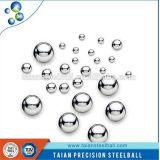 Esfera de aço inoxidável da precisão \ esfera de aço de cromo \ esfera de aço de carbono