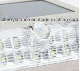 Vendita calda chiara solare esterna alimentata solare di Lounted della parete delle lanterne del giardino