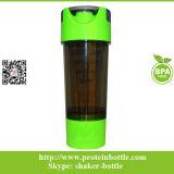 نوعية [500مل] رجّاجة عادة علامة تجاريّة بروتين رجّاجة زجاجة