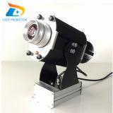 projetor do Gobo do logotipo da imagem do diodo emissor de luz 30W luzes ao ar livre do único