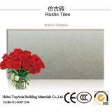 600*600mm無作法な艶をかけられたマットの磁器の陶磁器の床タイル