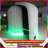 휴대용 팽창식 사진 오두막, 팽창식 입방체 천막, LED 팽창식 사진 부스