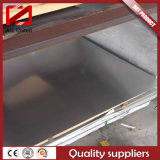 Placa de acero inoxidable de la resistencia 316 des alta temperatura