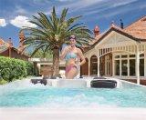 Lusso esterno sexy della STAZIONE TERMALE di massaggio del corpo due parti di piscina M-3500