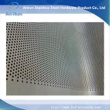Strato inciso dell'acciaio inossidabile come parte del filtro
