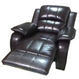 Luftledernes Recliner-Sofa, moderne Wohnzimmer-Möbel, heißes Verkaufs-Sofa (GA03)