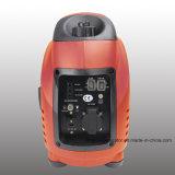 EPAの承認の1500W (MAX 1800W) 4打撃のデジタルインバーター発電機