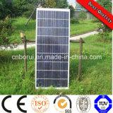 01黒いフレームのモノクリスタル多太陽電池パネル10W-320W
