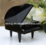 De Muziekdoos van de Piano van het kristal