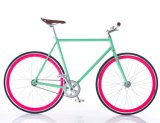 하이 - 인장 철강 단일 속도 기어 자전거 를 수정