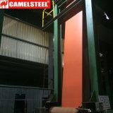 Matt prepintó las bobinas de acero de PPGI para los materiales de construcción