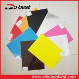 Double feuille de plastique de couleur d'ABS