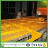 Omheining van Wholeasle van de Fabriek van China de Goedkope Gelaste Tijdelijke