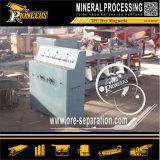 Фабрика завода оптового штуфа золота машины сепаратора минирование магнитного моя