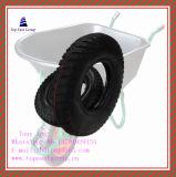 최고 질 외바퀴 손수레 타이어 250-4 300-4 300-8 400-8