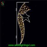 Lámpara de neón flexible de la iluminación al aire libre de la decoración LED de la calle