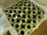 A flange do aço de carbono/forjou Flange/Asme B16.5/Asme B16.47/DIN2576/DIN2633/JIS/GOST12820/En1092