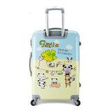 美しい子供のパソコン荷物によって印刷された旅行袋は24インチ20インチを28インチセットした