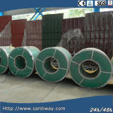 Il colore ha galvanizzato la bobina d'acciaio/PPGI di tetto del metallo rivestito delle mattonelle