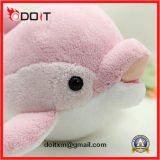 OEM vulde het Dierlijke Gevulde Stuk speelgoed van de Dolfijn Pluche voor de Gift van de Bevordering