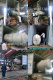 mini refinaria de petróleo crua da máquina pequena da refinaria de petróleo da palma 2t/D