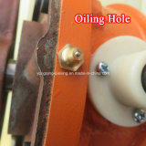 Tamiz vibrante linear de la arena de la silicona del acero inoxidable de la pieza del contacto
