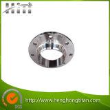 Borde de aluminio de alta precisión del tubo, adaptador de aluminio del borde