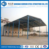 Construction préfabriquée de /Warehouse d'atelier de structure métallique de modèle, de fabrication et d'installation