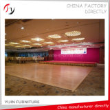 Mobiele Disco Dance Floor van de Zaal van de Conferentie van het hotel de Openbare (df-25)
