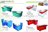 Hochwertiger Kassierer-Schreibtisch/Tisch-Kostenzähler