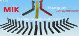 De vork-Wapens van de pallet de Delen van de Vorkheftruck