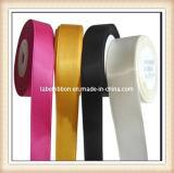 Einzelne Seite gesponnenes Rand-Polyester-Satin-Farbband (SW500)
