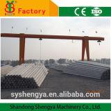 Moule à béton électrique en béton / Machine de fabrication de poteaux électriques en béton précontraint