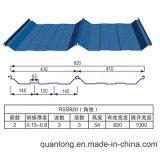 PPGI PPGLは着色された波形の屋根ふきシートをPrepainted