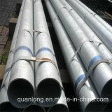 Tubos de aço galvanizados do aço da programação 40 Pipe/Gi de ASTM A53