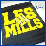 Microfiber imprimió la toalla del tenis de la insignia (QHMD3321)