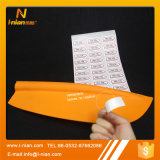 Contrassegni smontabili di carta sintetici dell'autoadesivo dei pp per la pala della barca