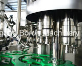 Machine recouvrante remplissante en hausse/usine de boisson carbonatée automatique