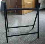 Metal impreso pantalla de encargo al aire libre una muestra del marco