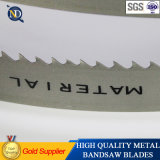 A faixa do cobre do Sawing e a de alumínio de metal não-ferroso viu a lâmina